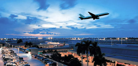 Der Fort Lauderdale-Hollywood Airport (FLL)