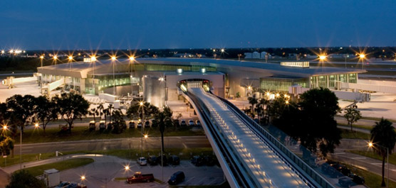 Der Tampa International Airport (TPA)