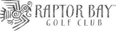Raptor Bay Golf Club Logo