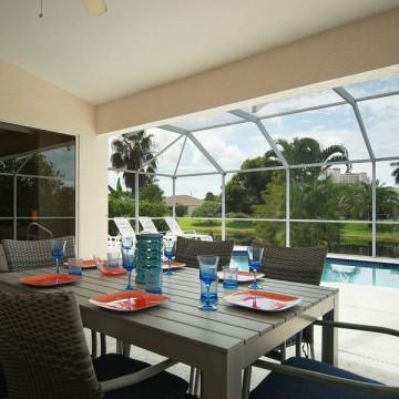 Villa Rose Garden Cape Coral
