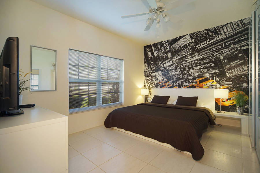 Villa Malibu 2nd Bedroom Cape Coral Vacation Rental