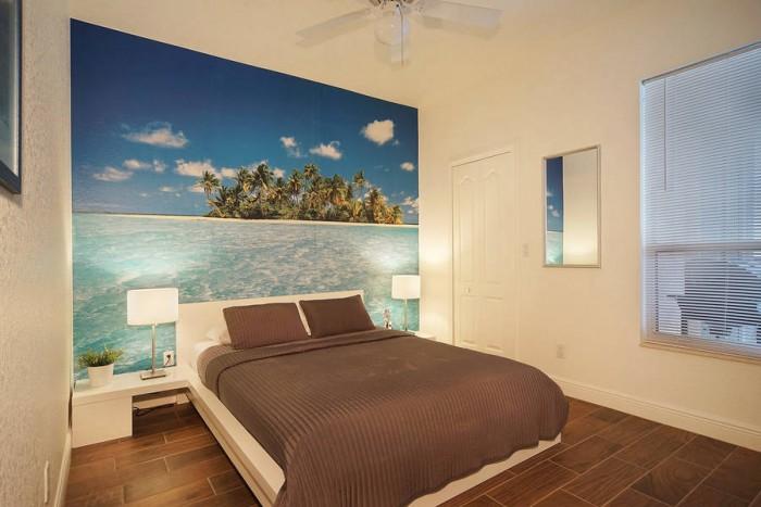 Villa Malibu Master Bedroom View Cape Coral