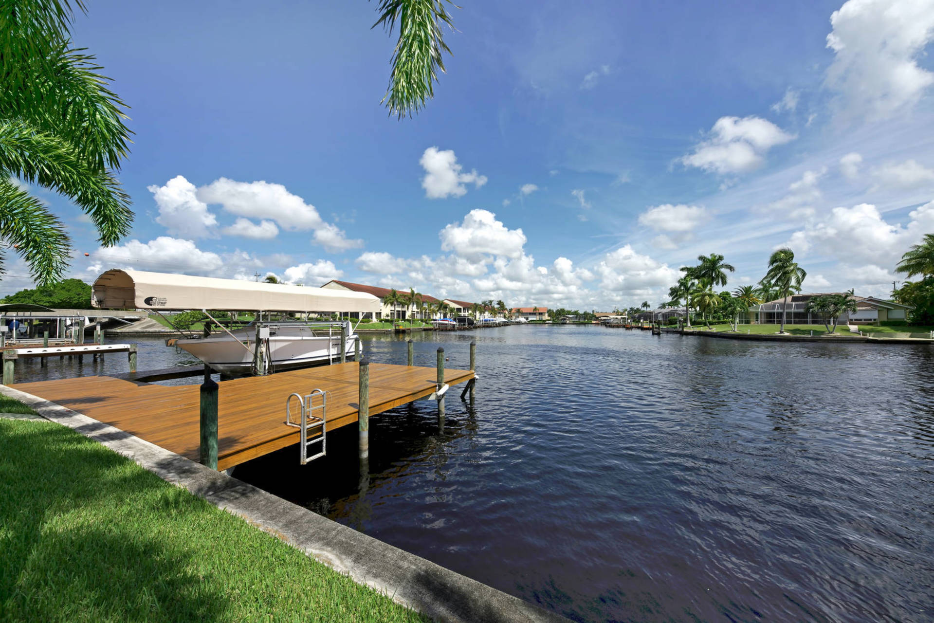 Villa Dolphin View Pool Cape Coral Vacation Rental