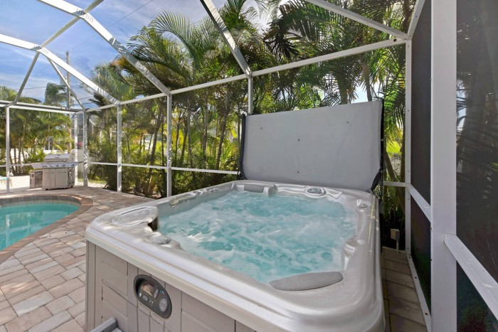 Villa Nova Jacuzzy Cape Coral